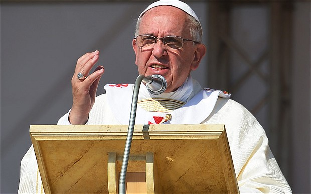Wage Theft Is A 'mortal Sin' And A Ticket To Hell According To Pope