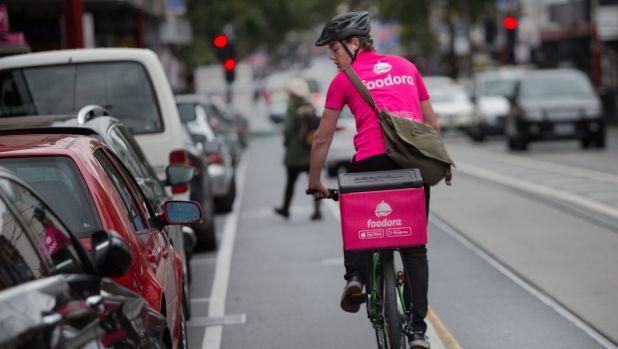 Foodora Facing Court Accused Of Ripping Off Workers With Sham Contracts