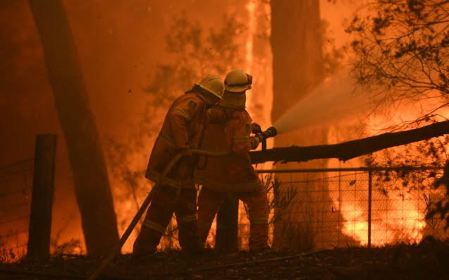 Should Our Volunteer Firefighters Be Paid Compensation?